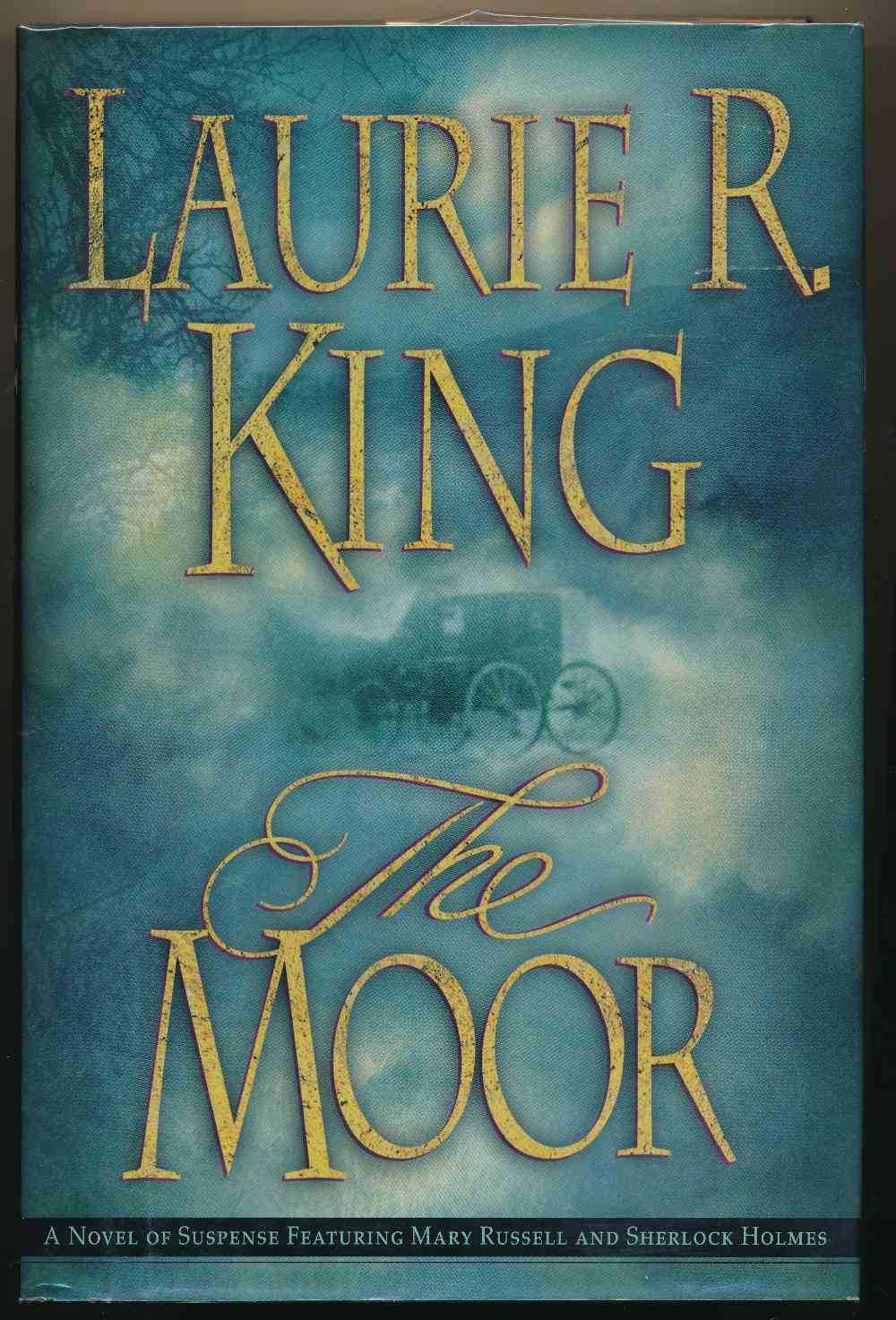 The moor : a Mary Russell novel