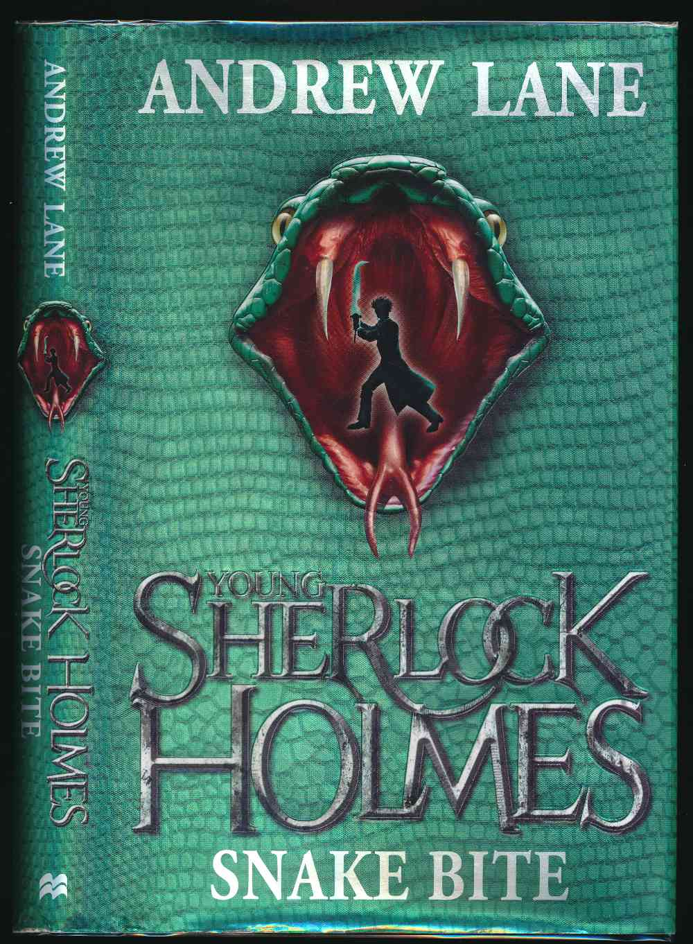 Young Sherlock Holmes : snake bite