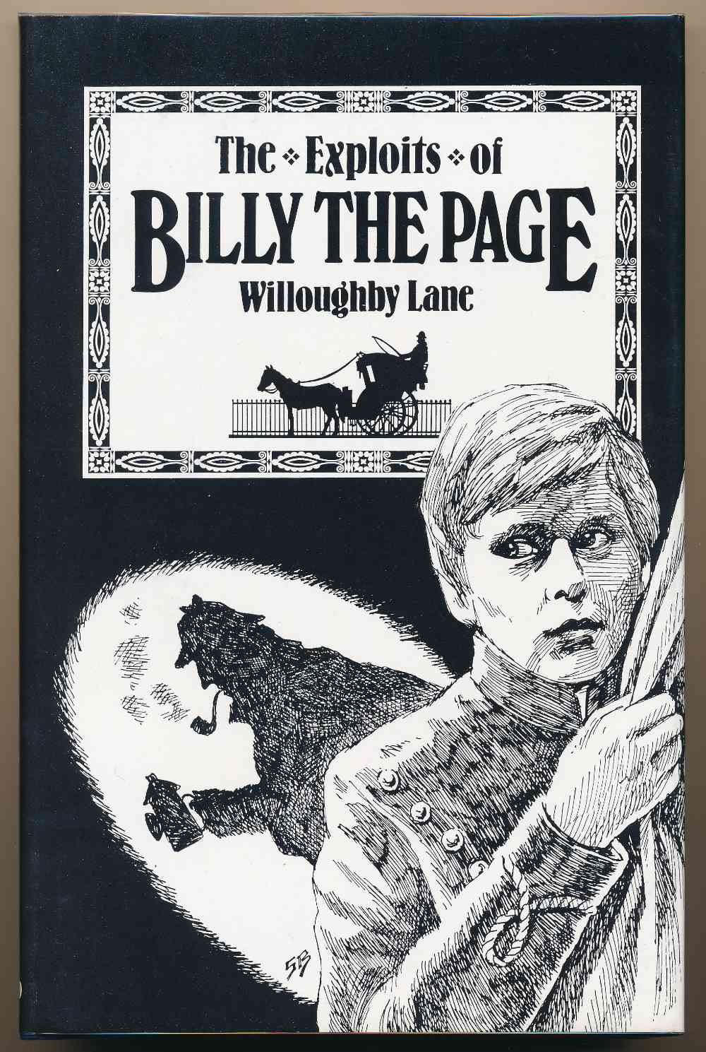 The exploits of Billy the page