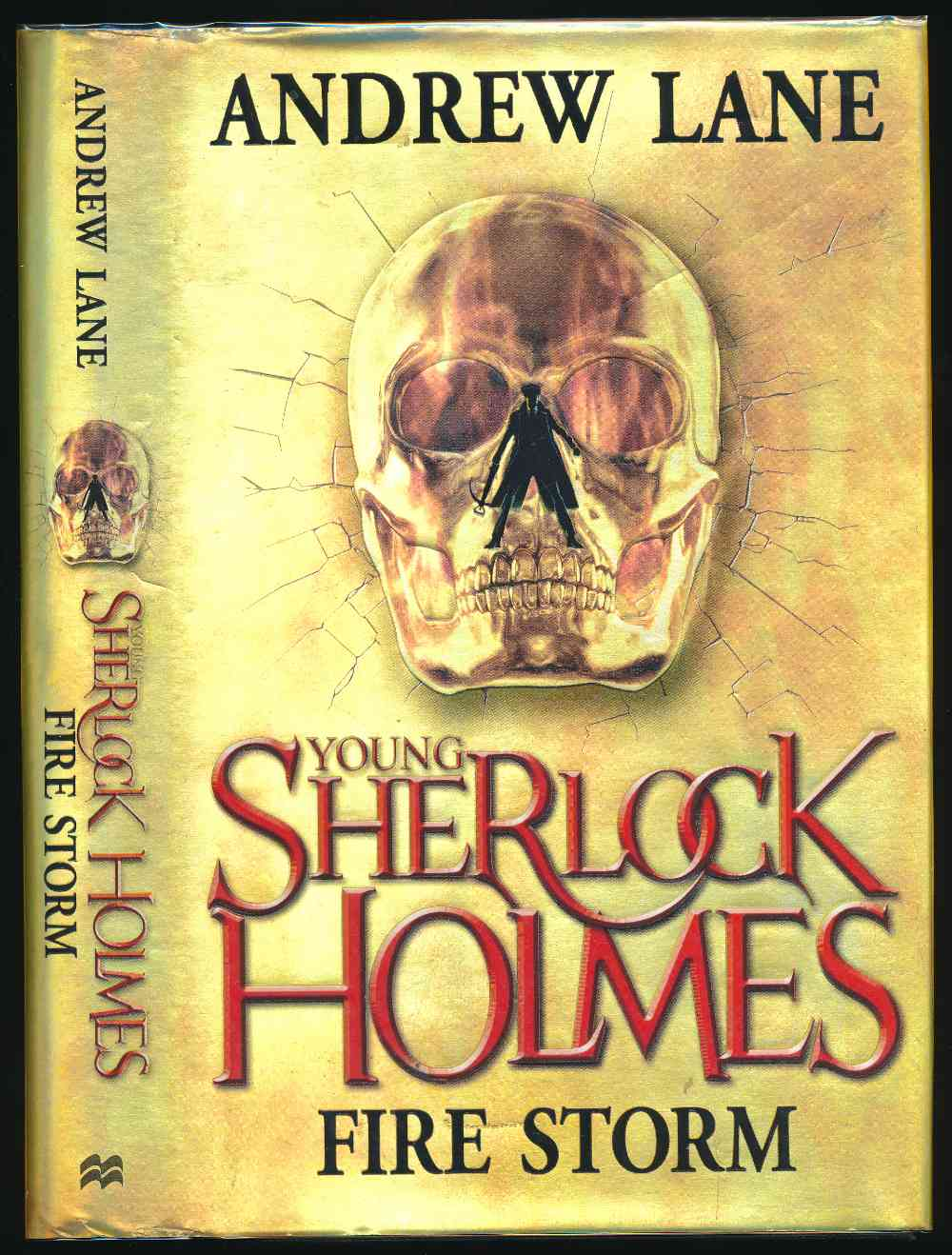 Young Sherlock Holmes : fire storm