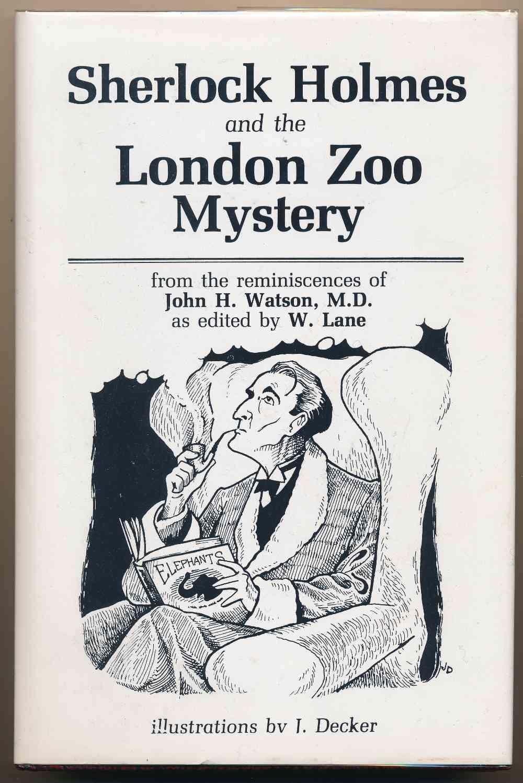 Sherlock Holmes and the London Zoo mystery