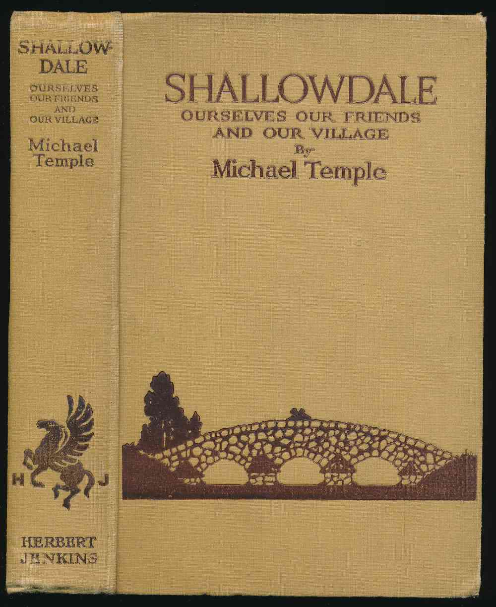Shallowdale : ourselves, our friends and our village