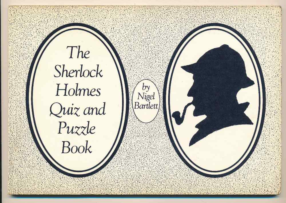 The Sherlock Holmes quiz and puzzle book