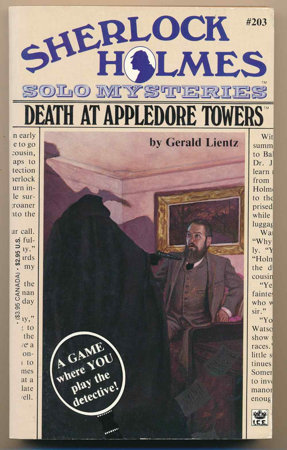 Death at Appledore Towers