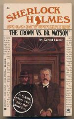The Crown vs. Dr Watson