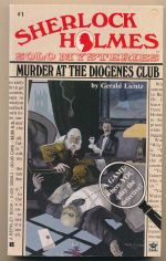 Murder at the Diogenes Club