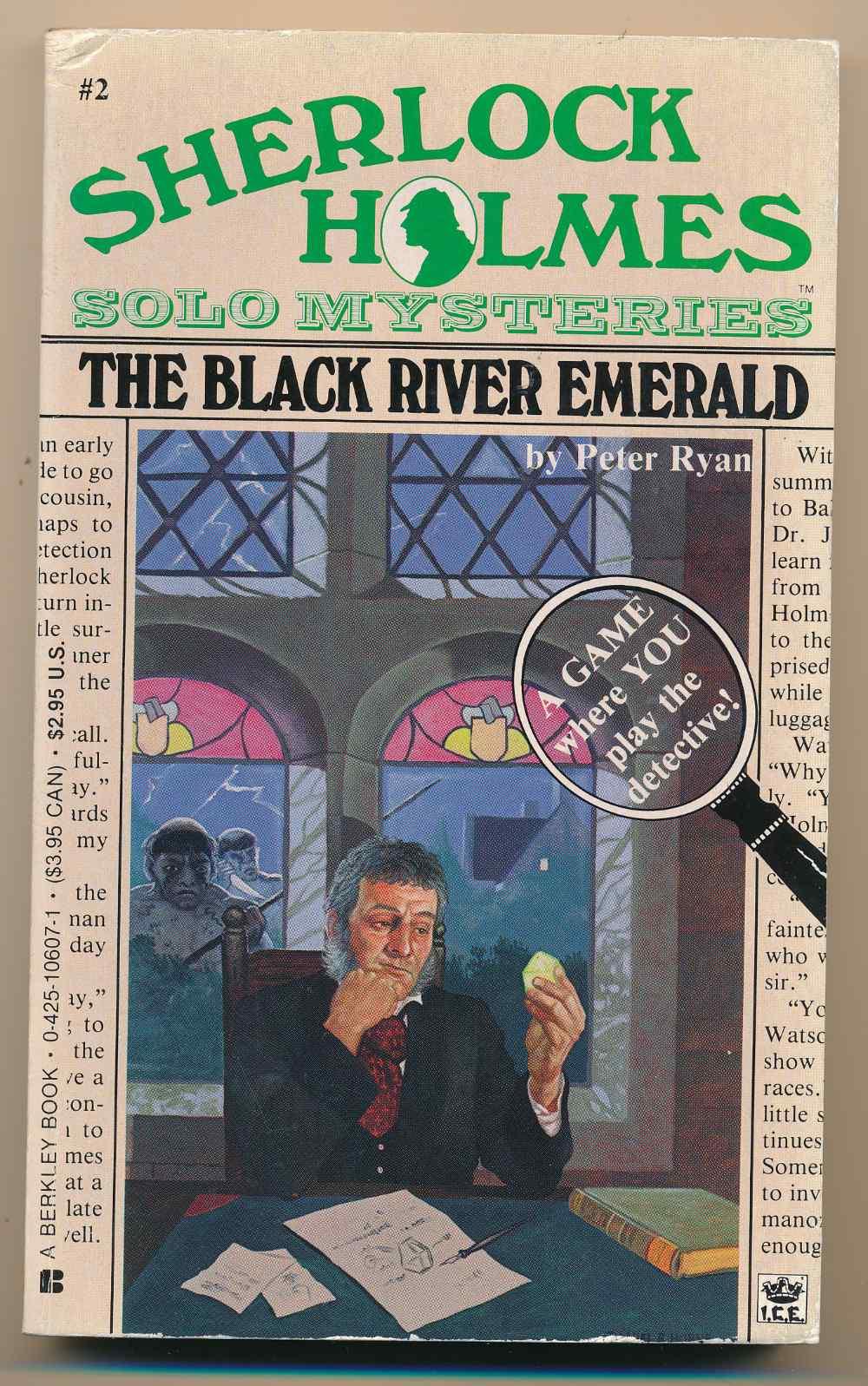 The Black River emerald
