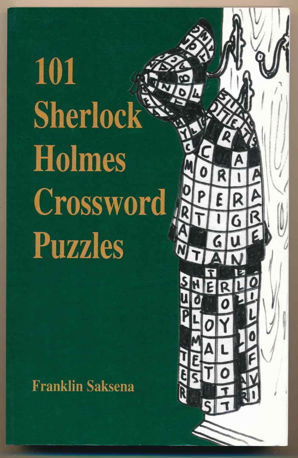 101 Sherlock Holmes crossword puzzles