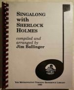 Singalong with Sherlock Holmes