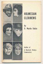 Holmesian clerihews