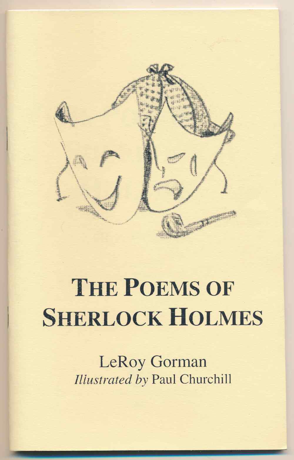 The poems of Sherlock Holmes