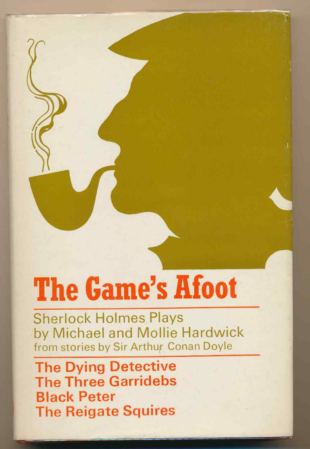 The game's afoot : Sherlock Holmes plays