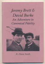 Jeremy Brett and David Burke : an adventure in canonical fidelity