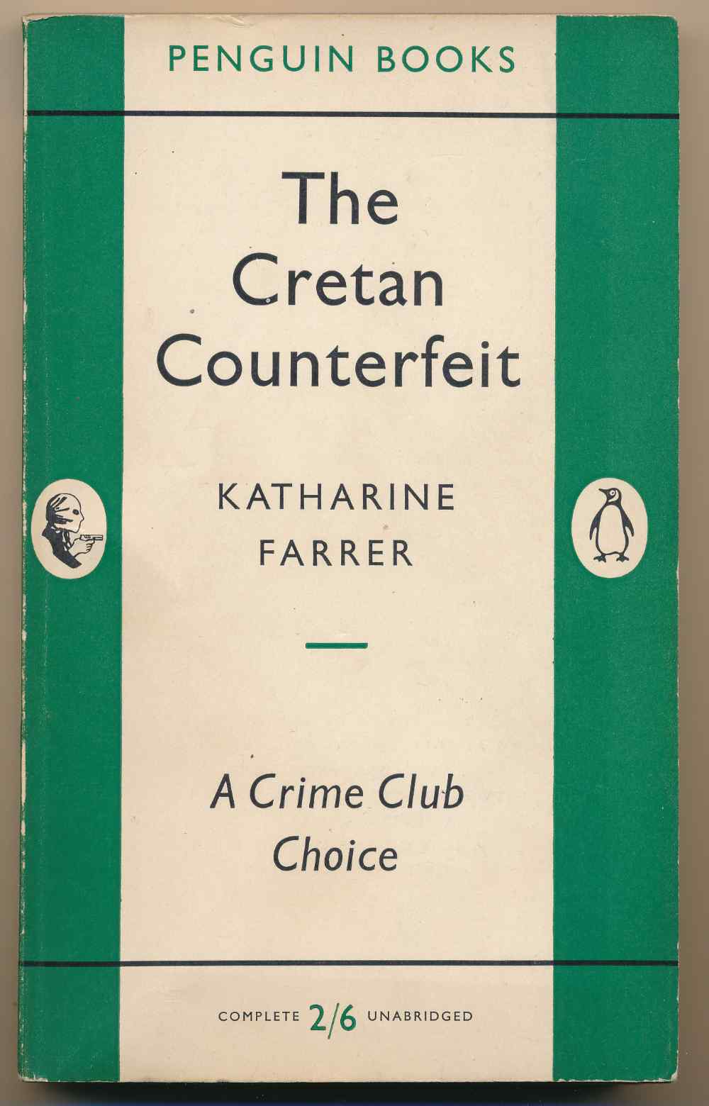 The Cretan counterfeit