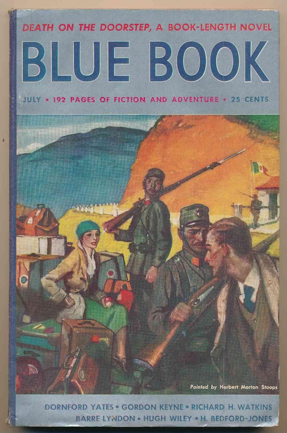 The Blue Book Magazine