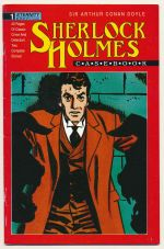 Sherlock Holmes Casebook