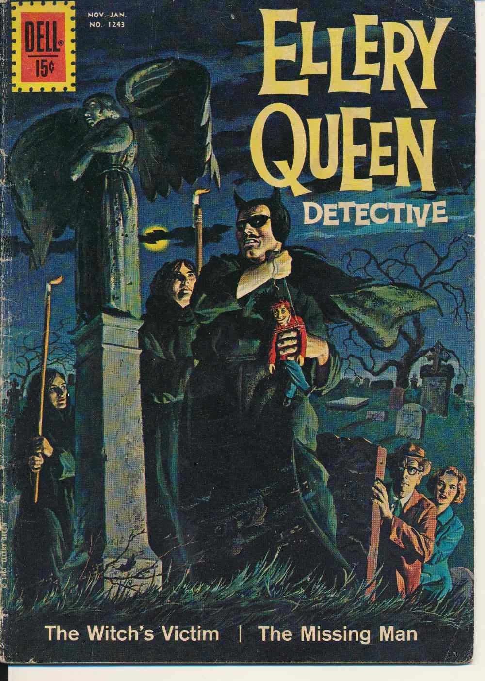 Ellery Queen Detective