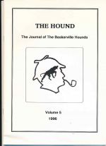 The Hound : the Journal of the Baskerville Hounds