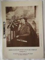 The Sherlock Holmes Bookclub of Great Britain Catalogue