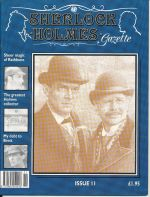 The Sherlock Holmes Gazette and Classic Detective Magazine
