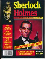 Sherlock Holmes : the Detective Magazine