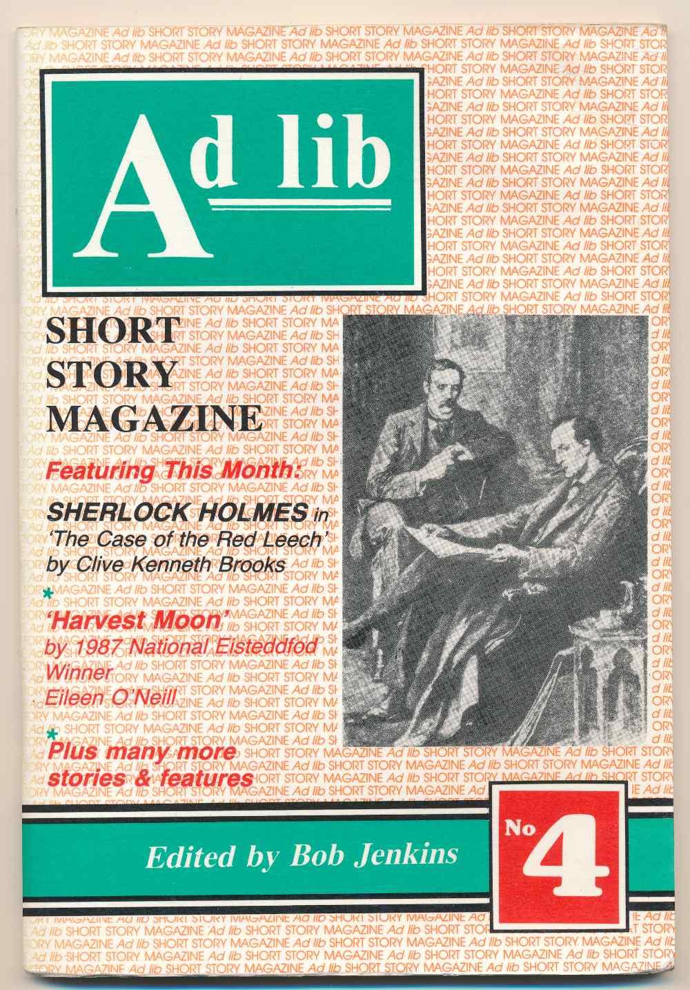 Ad lib Short Story Magazine