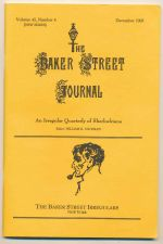 The Baker Street Journal