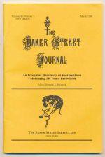 The Baker Street Journal
