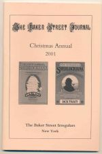 The Baker Street Journal Christmas Annual