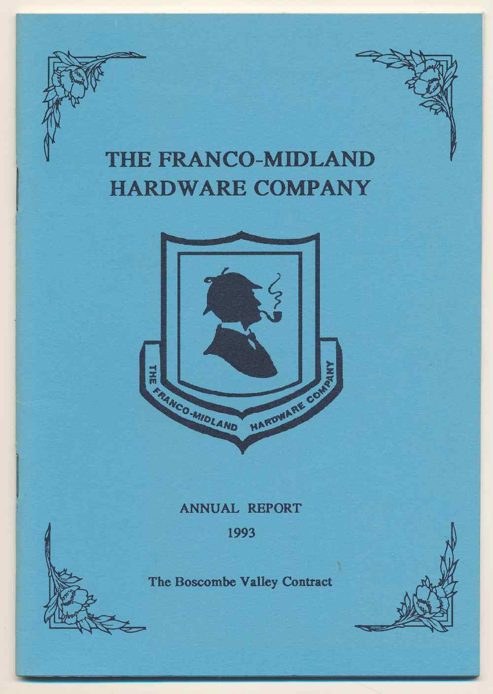 The Franco-Midland Hardware Company Annual Report