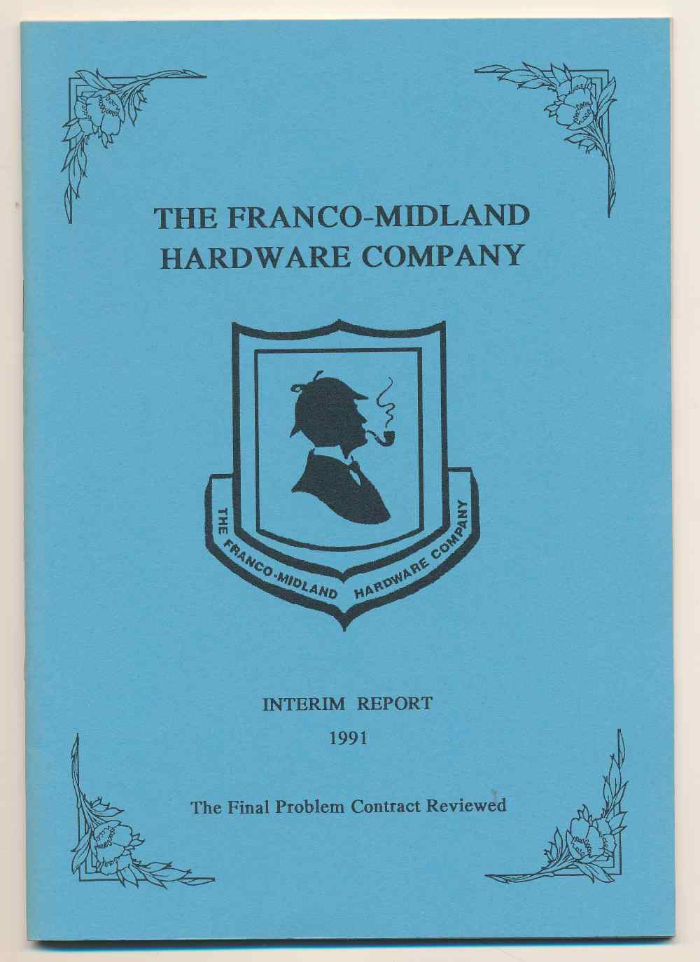 The Franco-Midland Hardware Company Interim Report