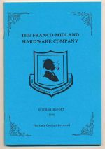 The Franco-Midland Hardware Company Interim Report