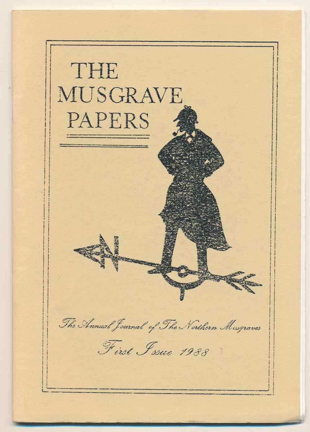 The Musgrave Papers