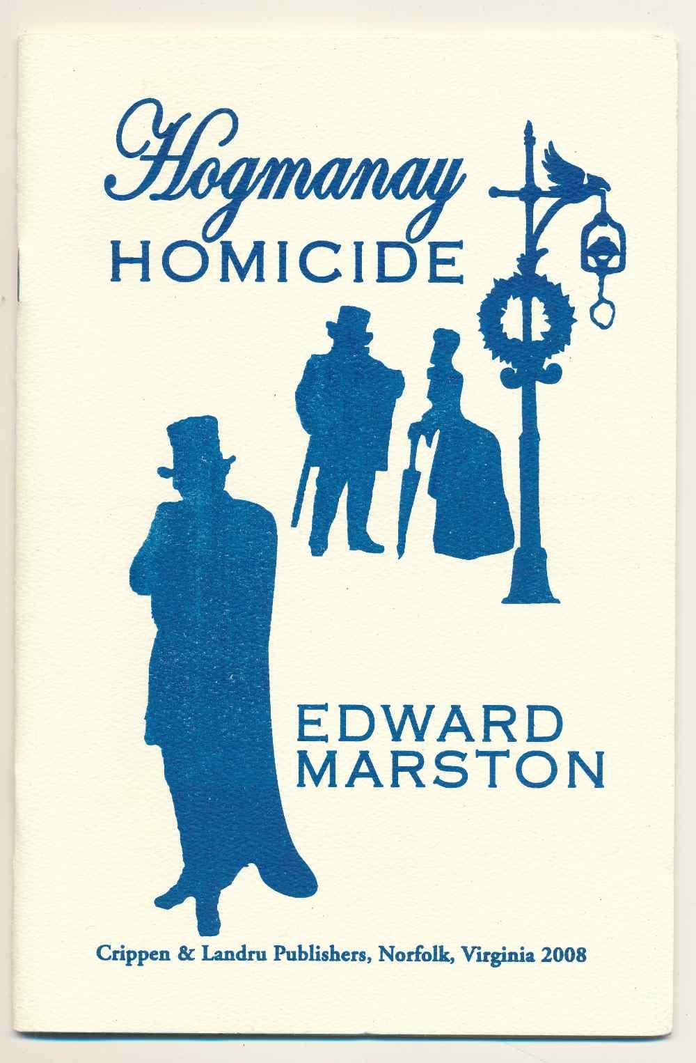 Hogmanay homicide